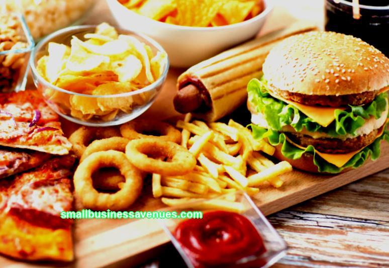 Gerai makanan segera: perniagaan untuk tergesa-gesa