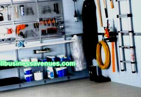 40 idéer för att starta en miniproduktion i ett garage