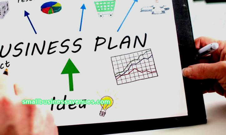 Sample business plan annotations