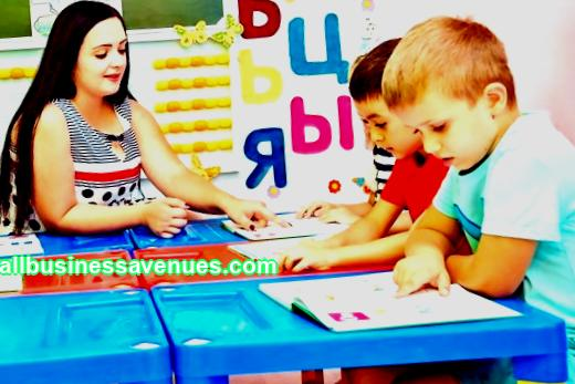 Business to organize entertainment for children. Catalog of business ideas in the field of services for children from the bbport portal. u.