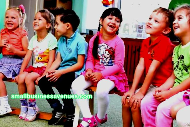 Services for children: business ideas in the field of entertainment, education, etc.