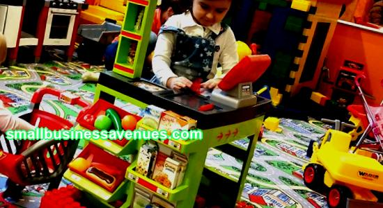 Profitable business related to children