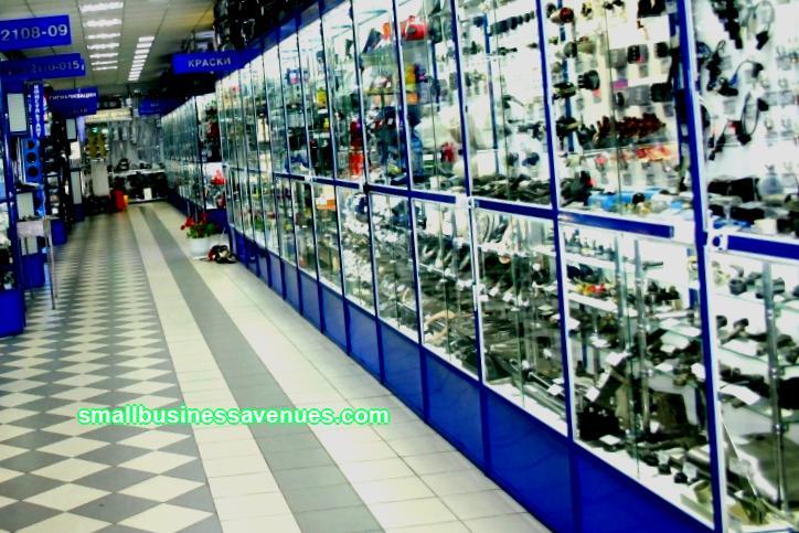 Business idea: auto parts store