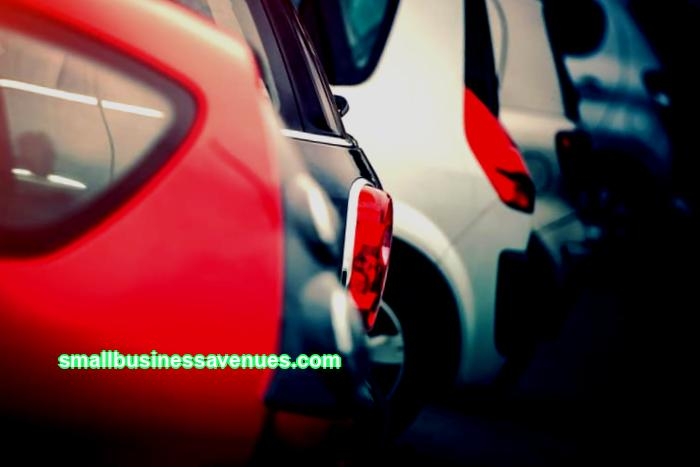 Business on auto-selection of used cars
