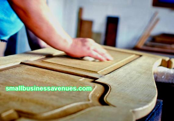 Furniture production business plan