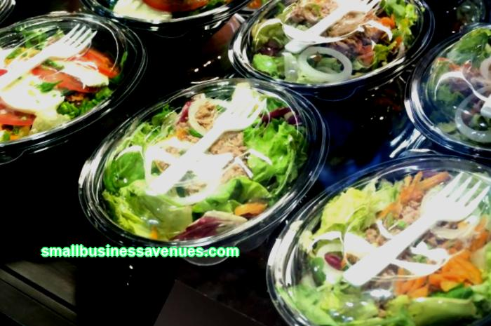 Salad business - profitable and promising