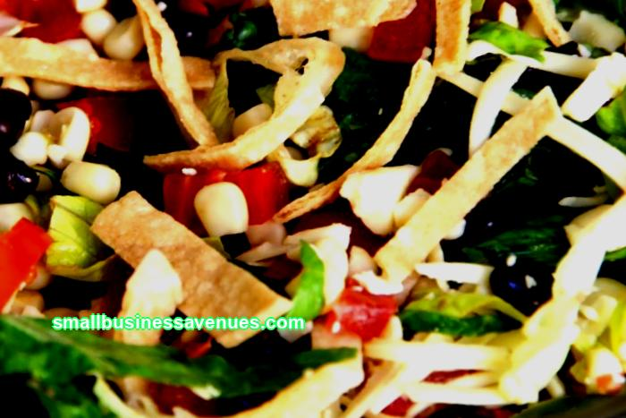 Salad business is profitable and promising Salad business is thriving in today's market and is developing every day. The turnover of this business per year is now 400 million