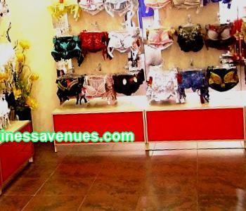 Lingerie store business plan
