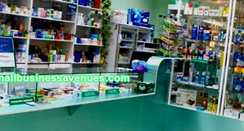 Business plan for opening an enterprise; Pharmacy
