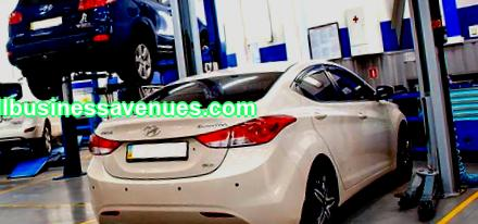 Car service business plan; ready example
