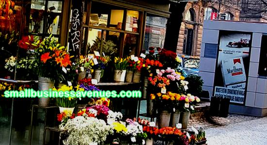 Flower shop business plan with calculations