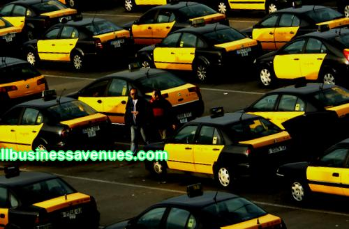 Taxi business plan with calculations 2021