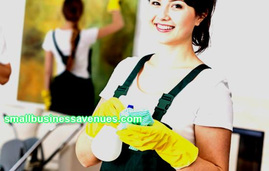 Cleaning company business plan
