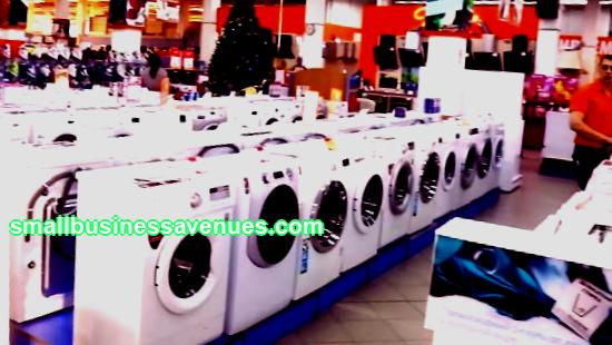 Home appliance store business plan