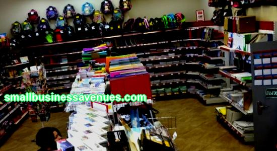 Stationery store business plan with calculations