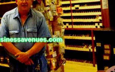 Business plan for opening a plumbing store with financial calculations