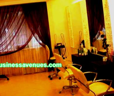 Beauty salon business plan with calculations: a ready-made example