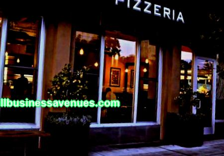 Pizzeria business plan from A to Z