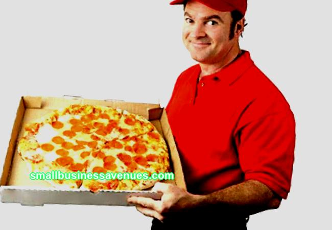 Pizza delivery business plan