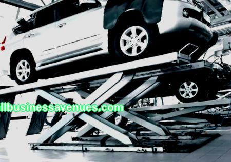 Autopalvelun liiketoimintasuunnitelma