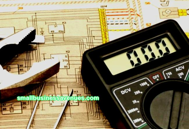 Detailed business plan for opening an electrical installation company