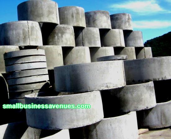 Rancangan perniagaan kilang konkrit bertetulang
