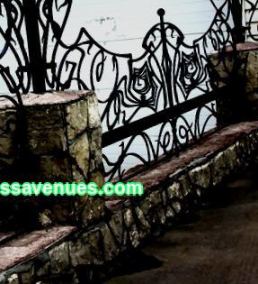Business idea: making metal fences