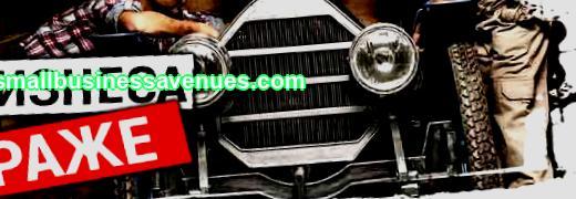 Melhores ideias de negócios para garagem em funcionamento (foto e vídeo)