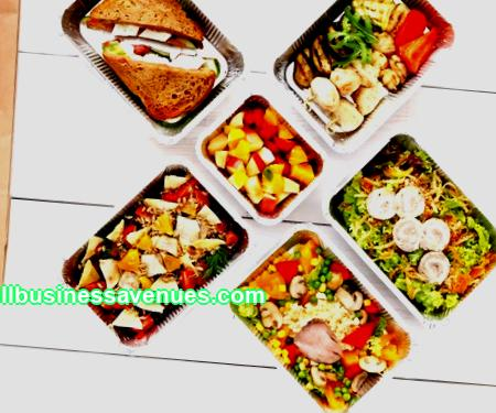 Women's Office Food & Home Lunch Delivery Business: Business Plan