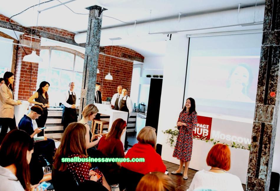 Soziales Unternehmertum in Russland