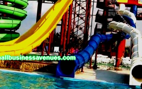 Aquapark business plan
