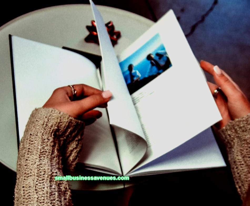Komponen utama perniagaan fotografi