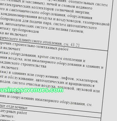 Business plan of the company for the provision of small repair services
