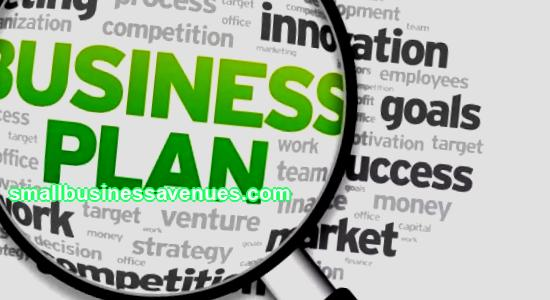 Ready-made online store business plan: sample