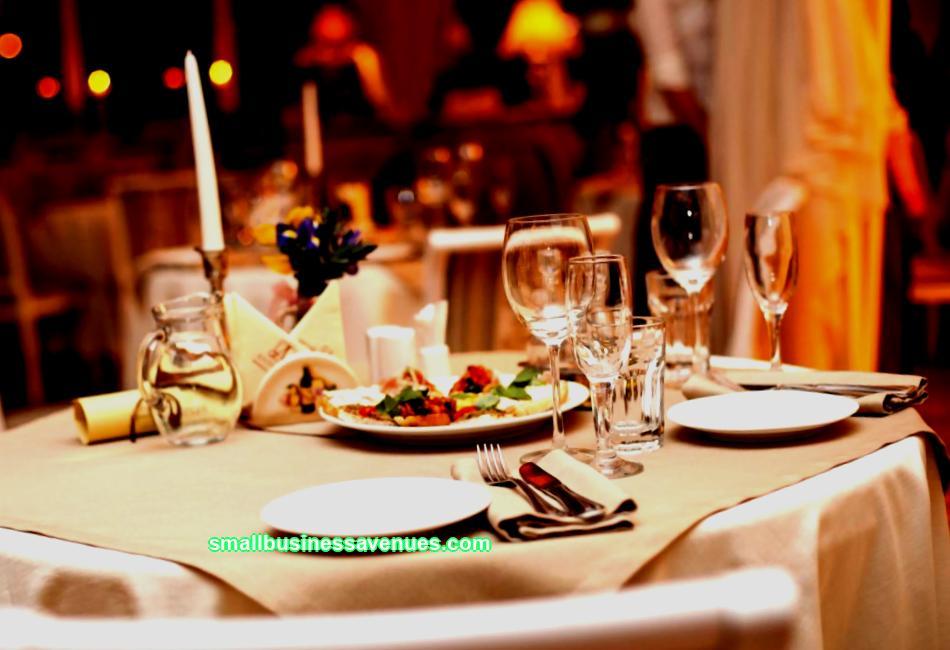 Idea perniagaan: restoran baru