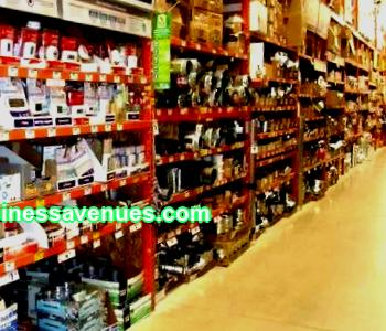 Building materials store business plan