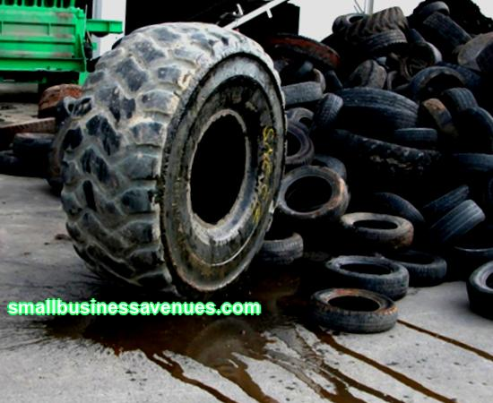 Main functions and operating principles of a tire recycling plant. What to do before starting the recycling process. Business plan for starting a production. Comparison of enterprises in Russia and abroad.