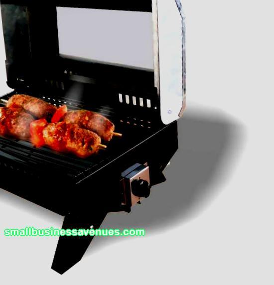 Liikeidea: grillituotanto