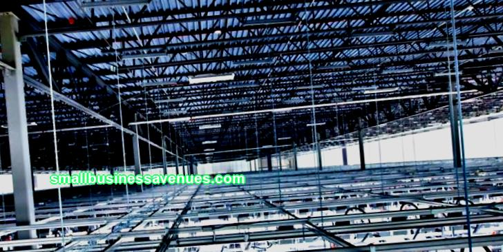 Legal registration, hiring employees and finding premises. Selection of the direction of production, purchase of raw materials and materials, shop equipment. Steel structures production technology, advertising and customer search.