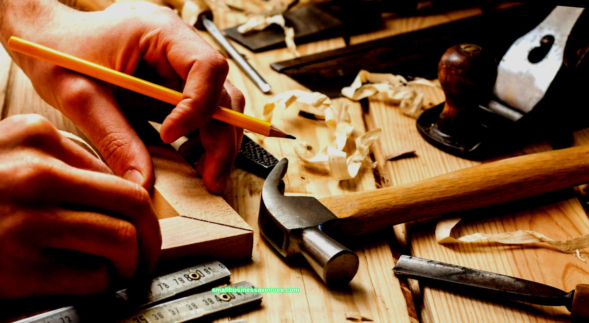 Carpentry workshop business plan, business relevance, target audience and market analysis, business advantages and disadvantages, workshop registration, small business in the garage, financial investments, project payback, possible risks