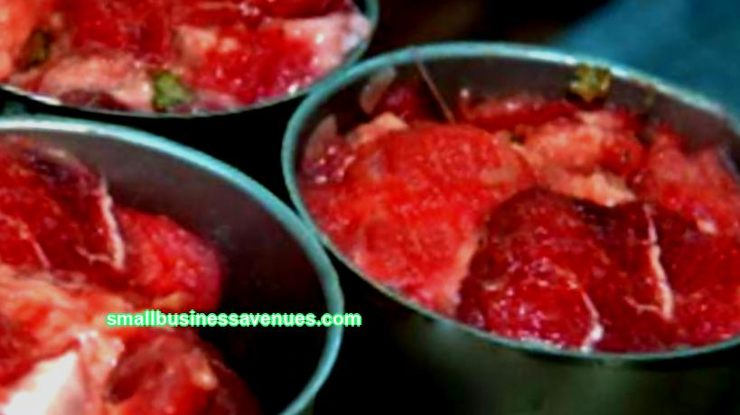 How to organize a profitable stewed meat business