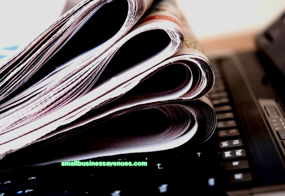 How to open an online newspaper
