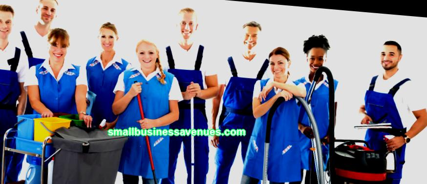 Business idea: goodbye cleaning lady! Or how to open a cleaning company