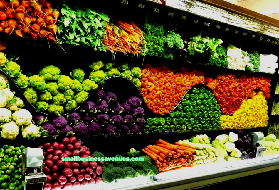 How to open a vegetable stall from scratch and make it profitable