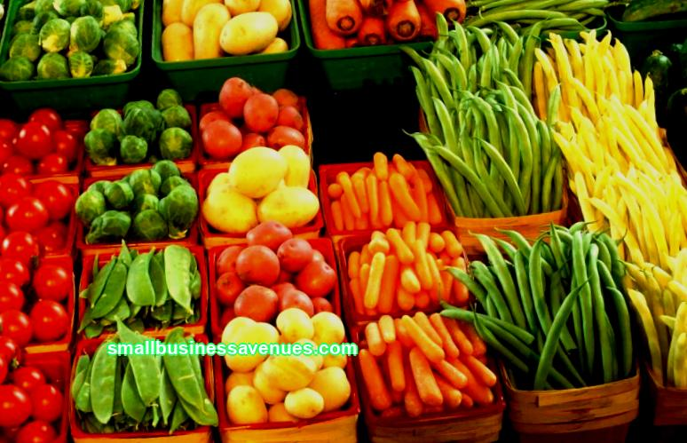 Vegetable business - how profitable it is, how much you can earn from it. Start-up costs for opening a stall, registration of activities