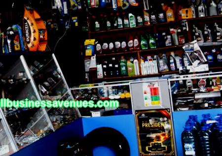 How to open an auto parts store from scratch