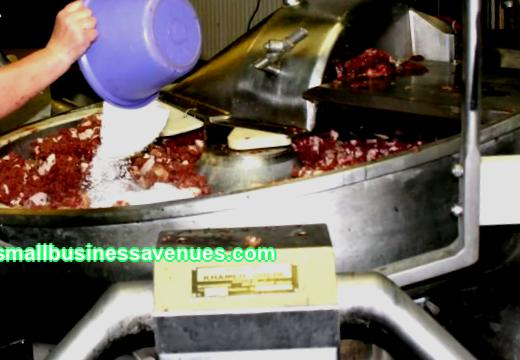 Homemade sausage production: as a business