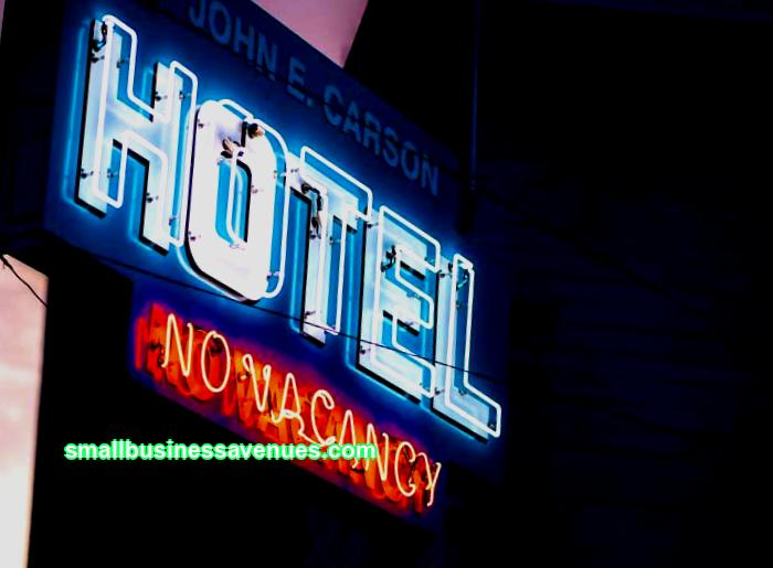 Business idea: Opening a home hotel The maintenance of a small hotel is, first of all, hard work that brings satisfaction and some profit. If you like chatting with