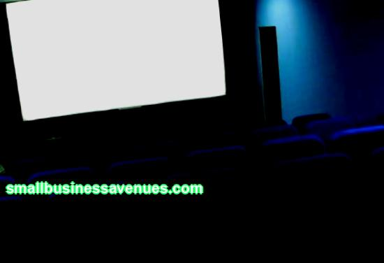 How to open a mini cinema: a business plan