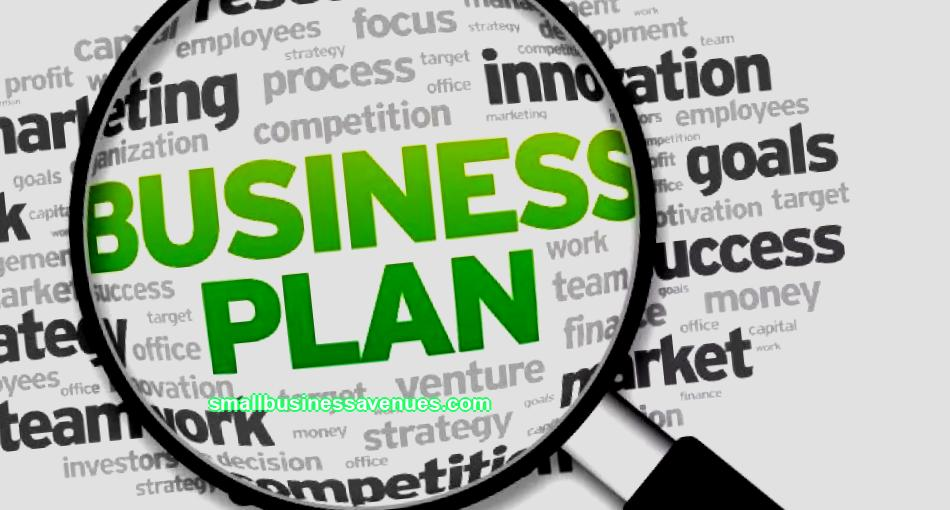 How to write a business plan for a store recommendations with calculations